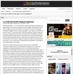 La Verita del Pentito - liberainformazione 02 02 2014