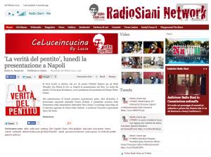 La Verità del Pentito - RadioSianiNetwork - 08 ottobre 2014