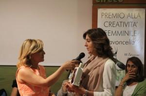 Giovanna Montanaro Premio Pavoncella - 2014